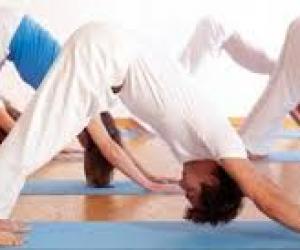 Enchainement yoga